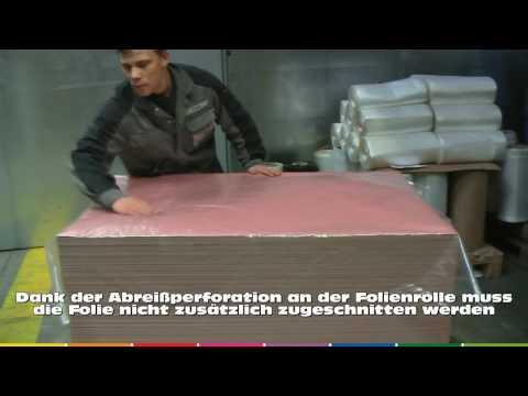Abdeckfolie | www.nordpack.de