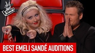 BEST 'EMELI SANDÉ' Blind Auditions In The Voice | The Voice Global