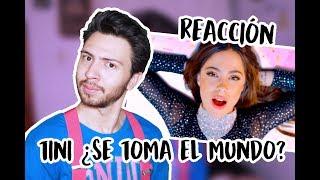 REACCIÓN A 'SAD SONG'   ALESSO, TINI | Niculos M