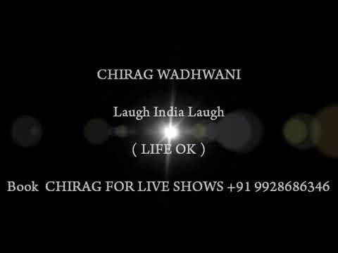 chirag wadhwani showreel