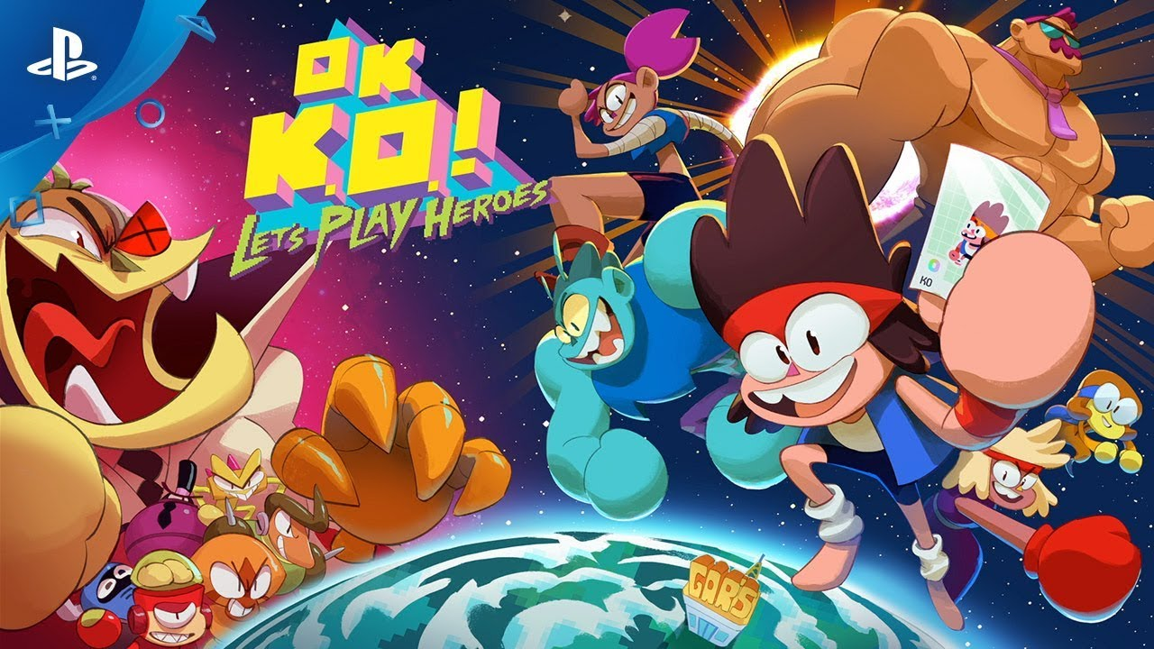 OK K.O.! Let's Play Heroes Arrives January 23 on PS4