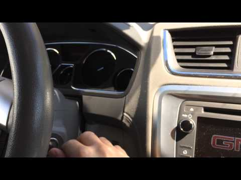 New 2015 GMC Acadia issues - won't start some mornings