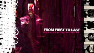 """From First To Last - """"The One Armed Boxer vs. The Flying Guillotine"""" (Full Album Stream)"""