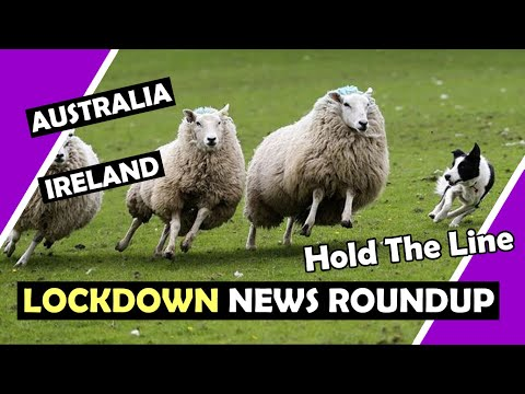 Lockdown News Roundup Oct 23 #Australia / Hugo Talks #lockdown