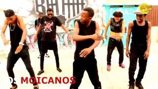 Os Moicanos   Dança Kuduro De Angola