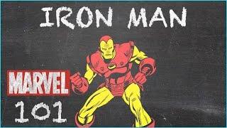 Tony Stark Built a Suit of Armor - Iron Man