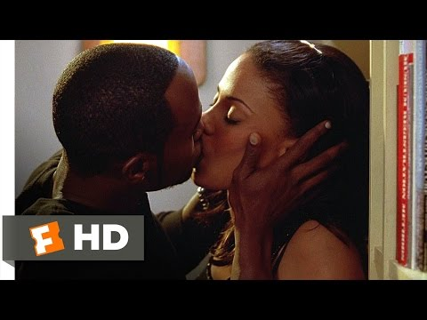 Brown Sugar (3/5) Movie CLIP - Dre and Sidney Sleep Together (2002) HD