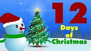12 Days Of Christmas - Christmas Carol | HooplaKidz TV