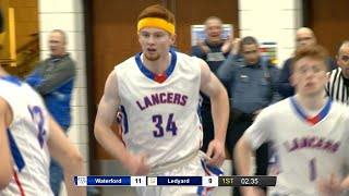 Highlights: Waterford 59, Ledyard 49