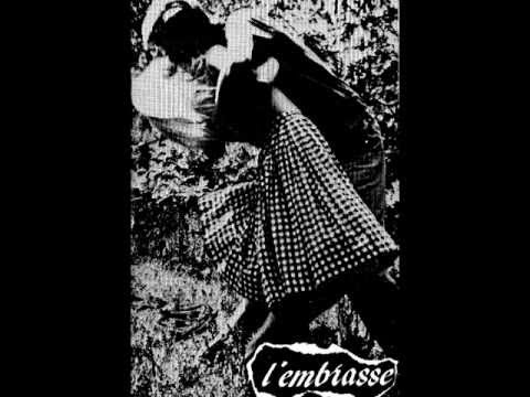 L'EMBRASSE (Top Tape compilation cassette 1987)