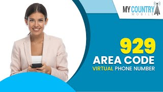 929 area code - My Country Mobile