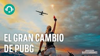 El GRAN cambio de PUBG: GAMEPLAY y LOOT modificados en profundidad
