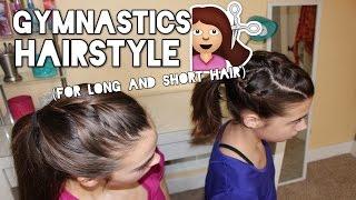 Outstanding How To Make A Hair Bun For Rhythmic Gymnastics Short Hairstyles Gunalazisus