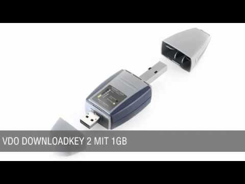 VDO Downloadkey 2 mit 1GB