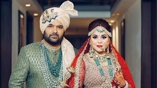 Inside Moments Of Kapil Sharma And Ginni Chatrath Wedding