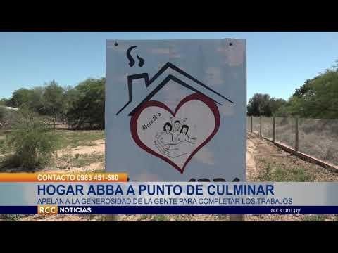 """HOGAR """"ABBA"""" CASI LISTO PARA ABRIR SUS PUERTAS"""