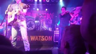 Aaron Watson - That Look  live @ rev room