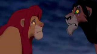 the lion king - evergreen