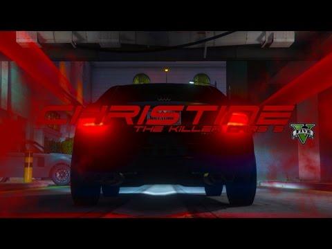 Grand Theft Auto V - Christine The Killer Cars 3