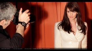 Amanda Tapping vs. Dennys Ilic - Behind the Scenes Photoshoot [part I]