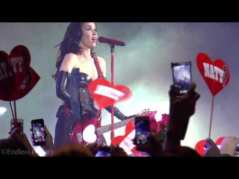 Natalia Oreiro - Que digan lo que quieran (Moscow 09.12.2014)