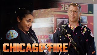 Dawson   The Newest Recruit Gets Pranked | Chicago Fire