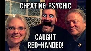 Thomas John (The Seatbelt Psychic) - Busted For Cheating!