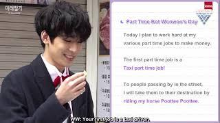[Eng Sub] 181218 Dingo Future Diary (S.coups & Wonwoo) Ep13 By Like17Subs
