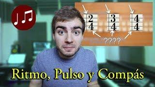 ¿por Qué Medimos El Ritmo Así? Compás De 4 4, 2 4, 6 8, 3 4...  Jaime Altozano