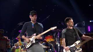 """Viva La Vida"" - Coldplay Live! (HD) Rose Bowl 2017"
