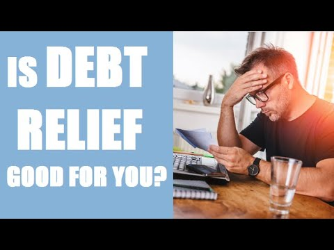 , title : 'Is Debt relief best option for you? how does debt relief works?   Get Funded Program