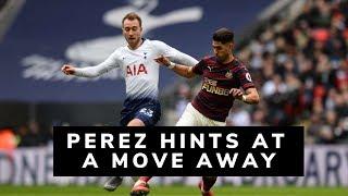 Do you let Ayoze Perez leave?