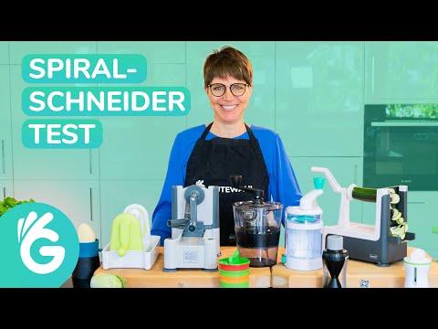 Spiralschneider Test – 10 Spiralschneider für Gemüse im Vergleich