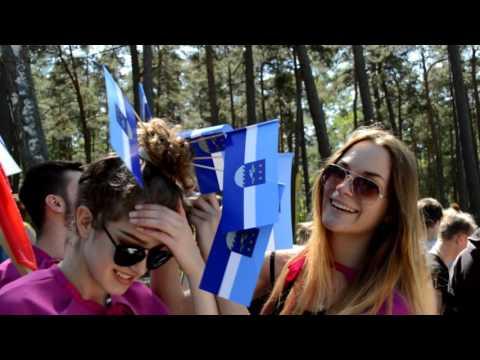 Jūrmalos kurorto šventės eitynės 2016