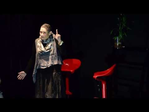 Can I reconcile with the man who killed my son: Robi Damelin at TEDxTelAvivWomen