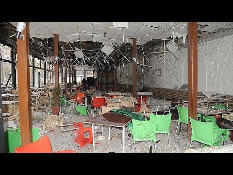 Δεκάδες νεκροί και τραυματίες από δύο βομβιστικές επιθέσεις αυτοκτονίας στη Δαμασκό