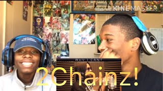 "Crank Lucas ""Why I can't engineer 2 Chainz"" REACTION!!!"