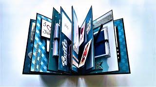 Valentines Day Special   Scrapbook for Boyfriend   Scrapbook for Valentines Day   Tutorial