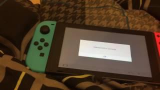 Nintendo Switch eShop 7 Code Entry Speedrun in 3:58