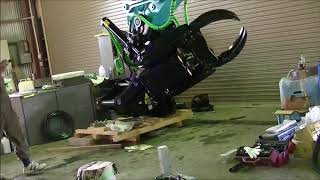 STEEL WRIST社製 チルトローテーター 日本代理店
