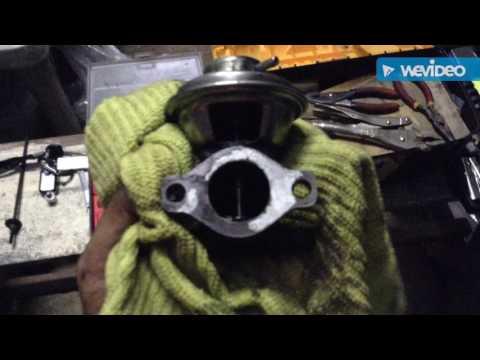 Sprüht das Benzin aus dem Vergaser der Vasen
