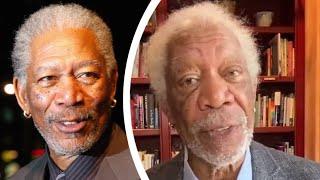 O estilo de vida de Morgan Freeman