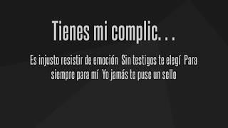 Luis Fonsi - A Un Paso De Tenerte (Letra) ♫