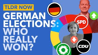 German Election Results: What the Hell Just Happened? - TLDR News