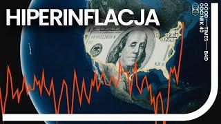 Wizualizacja symptomów kryzysu – czy nadchodzi hiperinflacja?