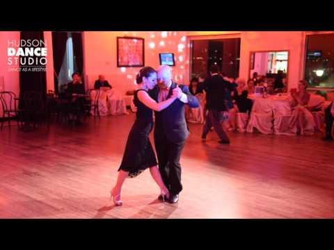 Guillermina & Jevgeni, Nina & Matthew / Spring Gala 2017 / Argentine Tango