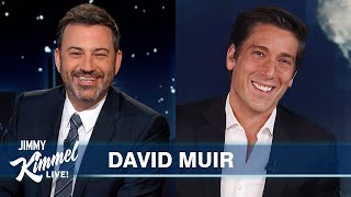 David Muir on Interviewing Donald Trump & Covering Election Night