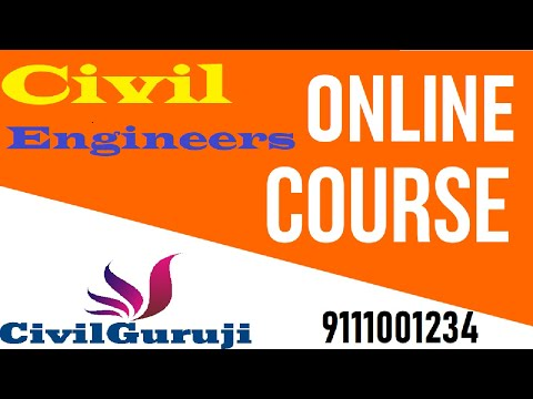 Free online civil engineering courses - YouTube