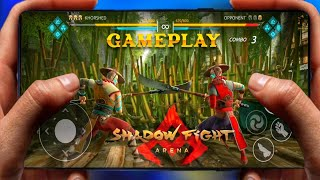Shadow Fight Arena - iOS/Android Ultra High HD GamePlay part 1