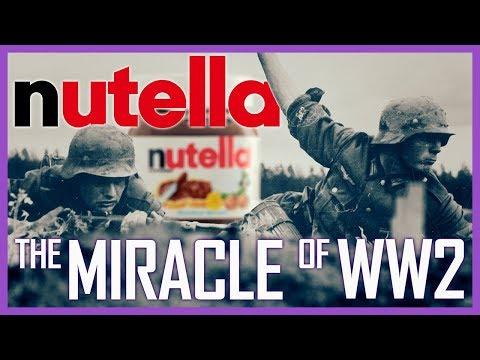 Nutella: Zázrak 2. světové války